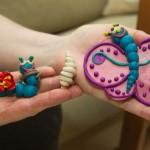 эволюция на пальцах