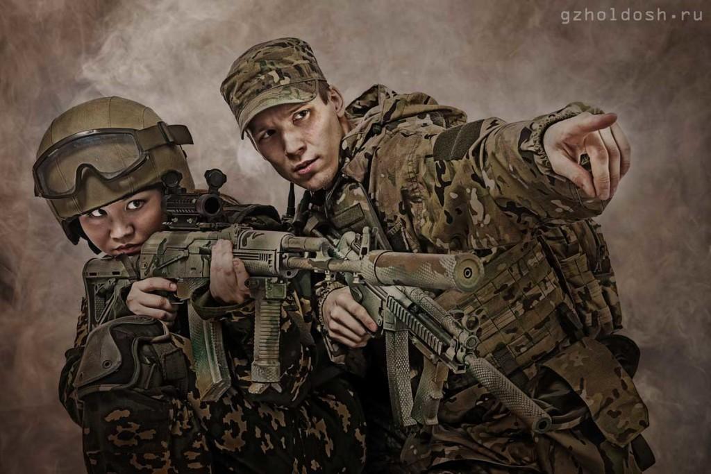 фото в военной форме